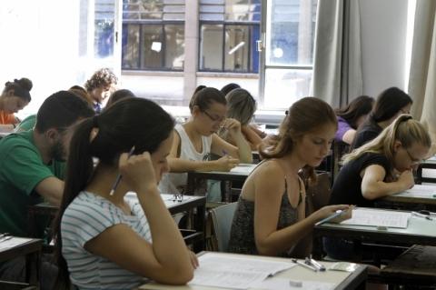 Ufrgs divulga média, abstenção e historiograma do segundo dia de provas