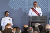Novo comandante da Marinha apoia que Forças Armadas fiquem fora de reforma