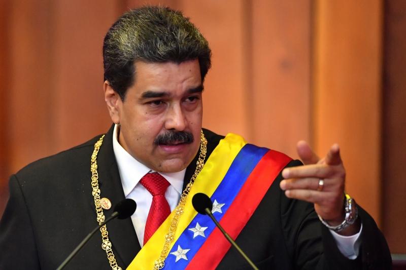 Medida é uma reação contra o presidente Nicolás Maduro