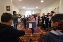 Orquestra Jovem seleciona alunos de escolas públicas em Porto Alegre
