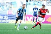 Grêmio oficializa contratação de Felipe Vizeu por empréstimo de um ano