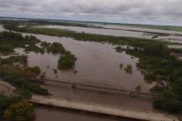 Enchentes prejudicam a produção de arroz no Rio Grande do Sul