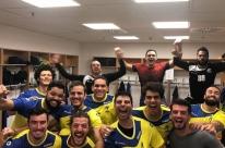 Seleção masculina supera a Sérvia e vence a primeira no Mundial de Handebol