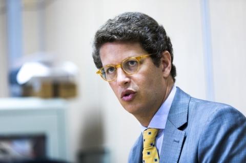 Bolsonaro anuncia que enviará Salles para Conferência do Clima, em 2021
