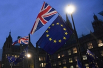 Se Brexit for violado, União Europeia diz que não ratifica acordo com Reino Unido