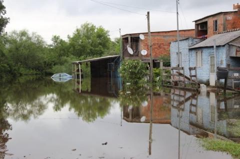 Aumenta número de municípios atingidos pelas chuvas no Estado