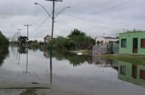 Número de pessoas fora de casa pela chuva volta a subir no Rio Grande do Sul