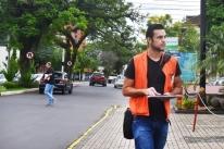 Equipe do cadastro digital imobiliário volta às ruas da cidade