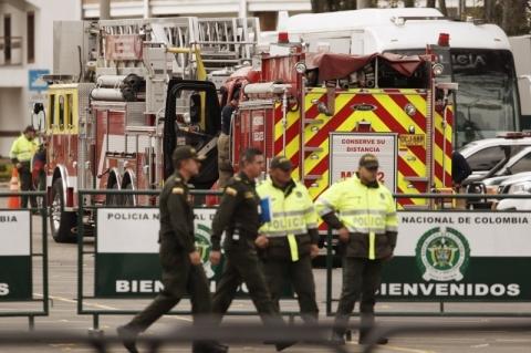 Governo da Colômbia responsabiliza ELN por atentado que matou 21