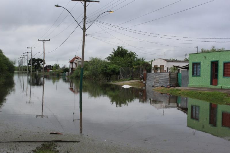 São 8.785 pessoas desalojadas e desabrigadas em 20 municípios com registros de danos
