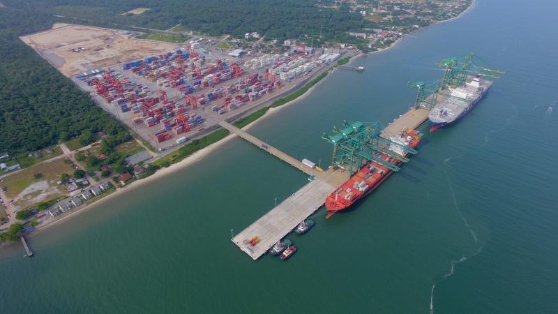 Estrutura catarinense tem como estratégia se tornar referência em logística na América do Sul