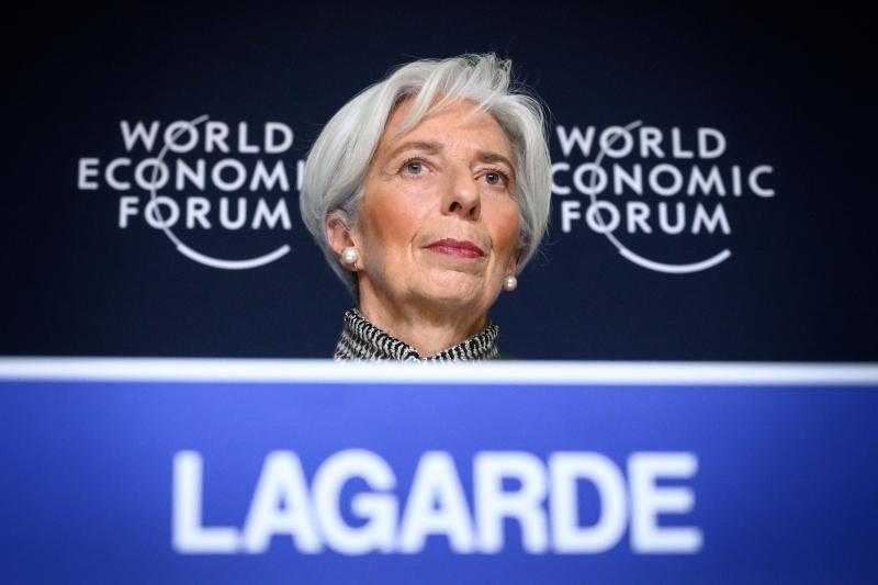 Em entrevista a CNN, Lagarde falou sobre o risco de não haver acordos globais entre grandes economias