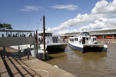 Passagem do catamarã de Porto Alegre a Guaíba poderá ter segunda alta em dois meses