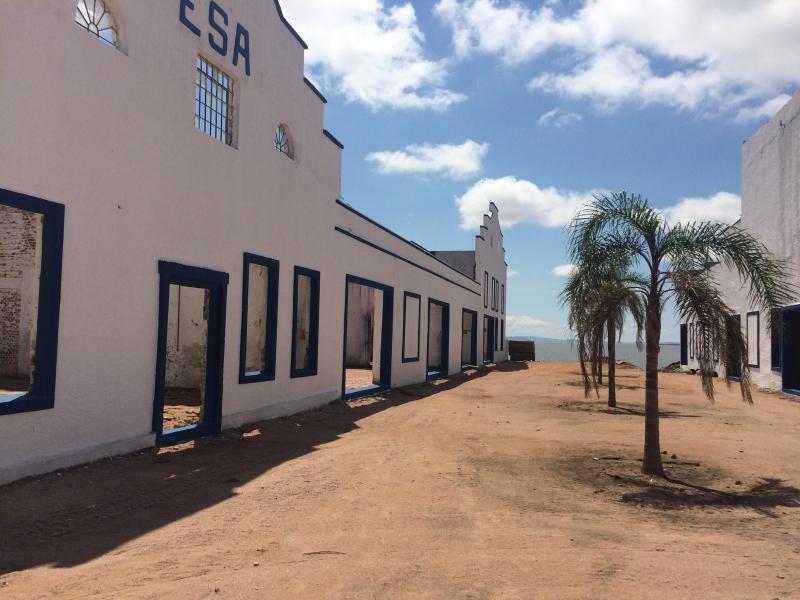 Revitalização do antigo atracadouro do Engenho Santo Antônio prepara a operação em Barra do Ribeiro