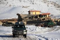 Ataque do Taleban mata mais de cem agentes de segurança afegãos