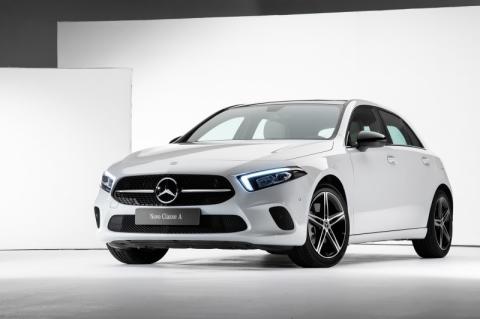 Novo Mercedes-Benz Classe A chega ao mercado