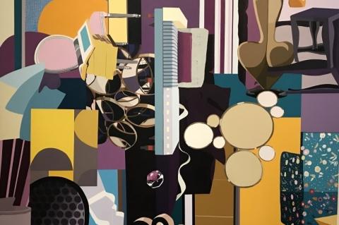 Paço dos Açorianos inaugura exposição 'Pintura é Presságio' nesta terça-feira
