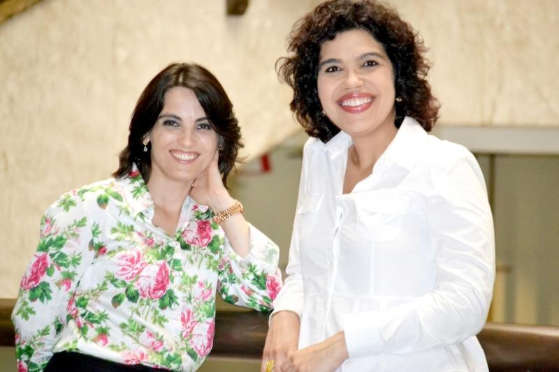 Silvana e Letícia destacam que empresas precisam estar preparadas para saber como tratar os colaboradores