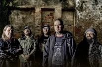 Phil Anselmo faz show com o grupo The Illegals em Porto Alegre