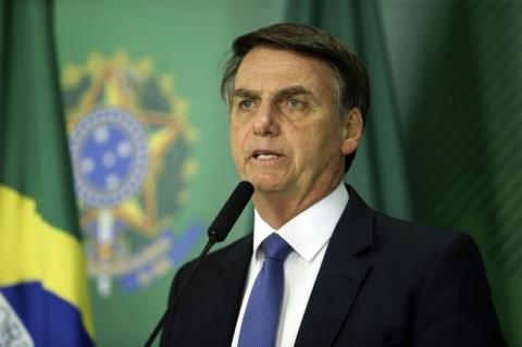 Bolsonaro já está no Planalto e agenda prevê apenas despachos internos