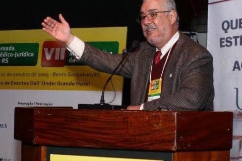 Morre um dos ex-presidentes da Farsul Hugo Giudice Paz