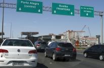 Freeway será bloqueada para obras da nova ponte do Guaíba