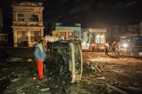 Tornado deixa três mortos e mais de 160 feridos em Cuba