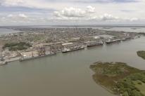 Porto do Rio Grande bate recorde de movimentação
