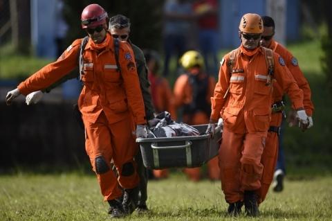 Número de mortos na tragédia de Brumadinho sobe para 134