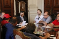 Centrais sindicais querem reajuste de 8,43% no mínimo regional do Rio Grande do Sul
