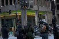 Norte-americanos enfrentam temperaturas inferiores a -50°C