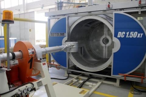 Nova resina vai reduzir energia na produção de peças