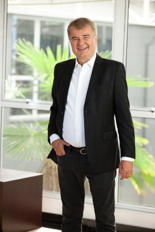 Otelmo Drebes, presidente da Lojas Lebes