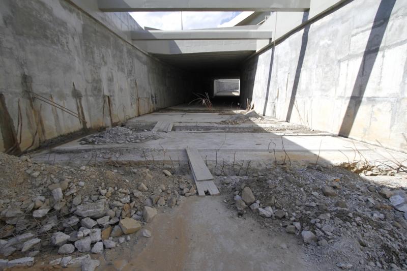 Trincheira da Ceará recebe aditivo e obras serão intensificadas em fevereiro