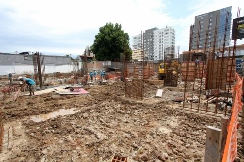 Construção civil passa por momento de falta de confiança e estagnação