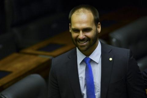 Eduardo Bolsonaro defende que sua sabatina no Senado seja pública