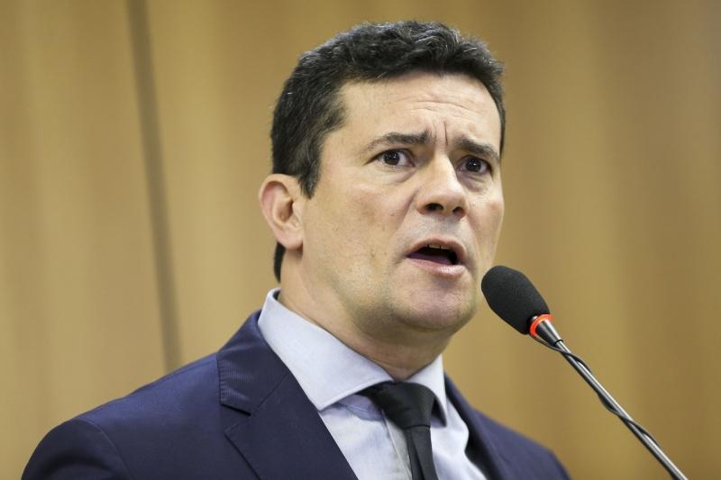 Criminalização do caixa dois está nas propostas do projeto de lei apresentado por Moro