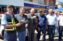 Frotas da Segurança e da Mobilidade do município recebem reforços