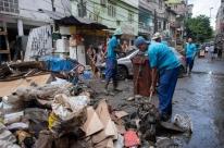 Sobe para sete o número de mortos em consequência do temporal no Rio