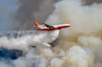 Incêndios no Chile