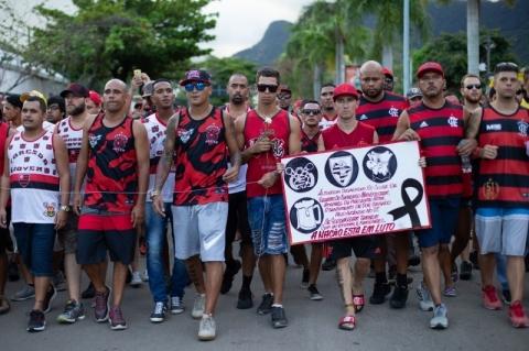 Vítimas de incêndio no CT do Flamengo são identificadas