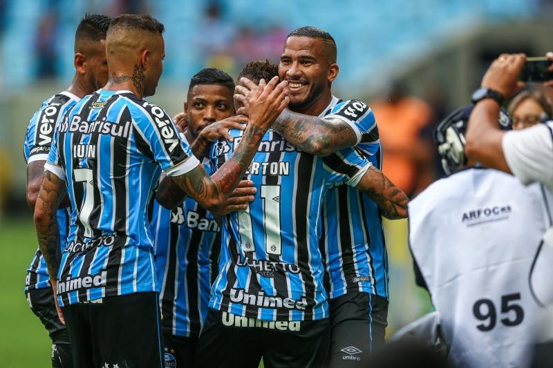 Grêmio chega aos 16 pontos, mantém a liderança isolada e fatura a Recopa Gaúcha