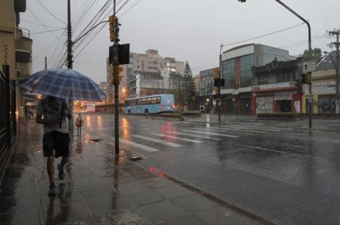 Após temporal, instabilidade continua no Rio Grande do Sul