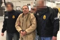 Justiça dos EUA condena narcotraficante 'El Chapo' à prisão perpétua