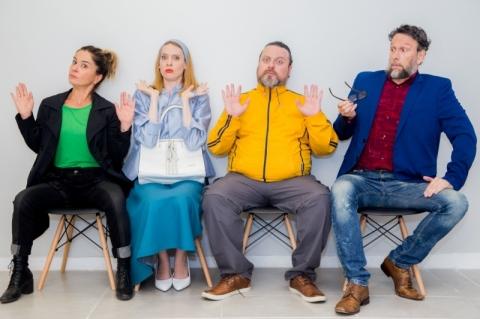'TOC - uma comédia obsessiva compulsiva' estreia no Porto Verão Alegre
