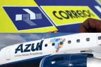 Cade aprova criação de empresa de logística entre Correios e Azul sem restrições