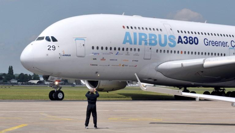 Tarifas adicionais a produtos da UE são resposta a prejuízos causados por subsídios do bloco a Airbus