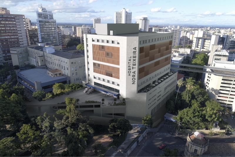 Hospital Nora Teixeira receberá investimentos de R$ 177 milhões