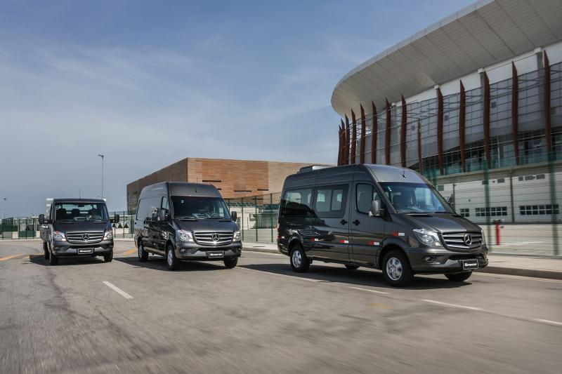 Movimentação positiva de diferentes setores da economia impulsionou compras das vans e furgões