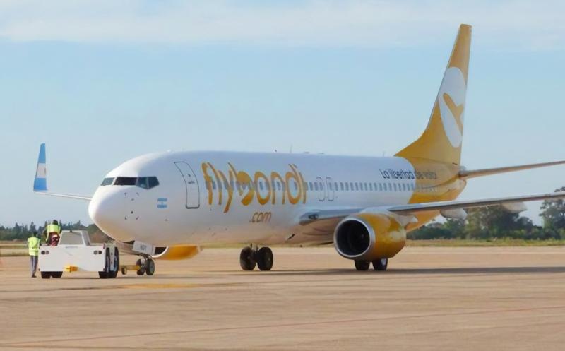 Para iniciar voos entre São Paulo e Buenos Aires, Flybondi ainda precisa de autorização operacional